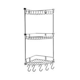Полка угловая металлическая WasserKRAFT K-1233